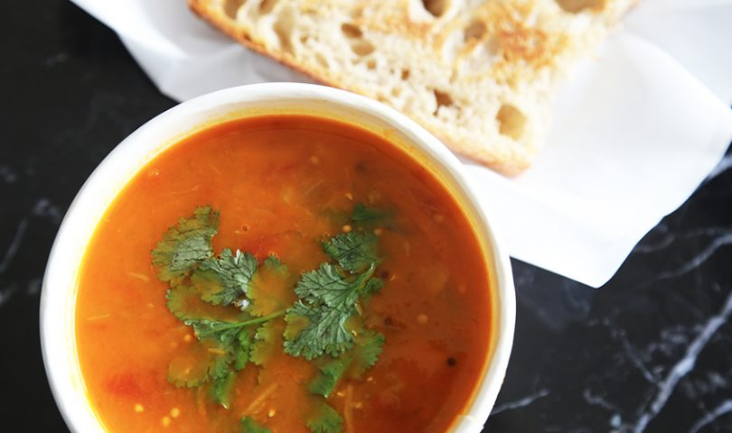 5 of our favourite spots for soup on the run
