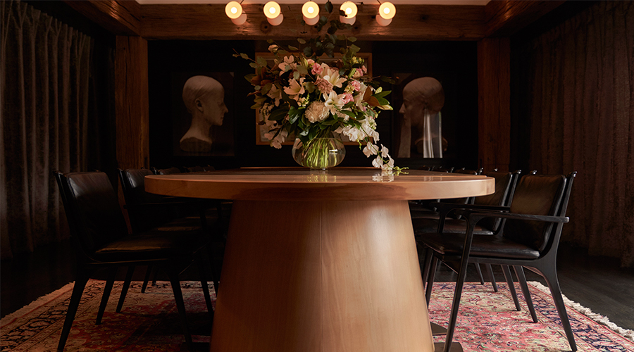Amisfields New Private Dining Room