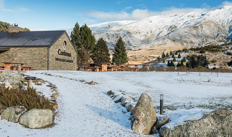 Getting Spiritual: why a visit to Cardrona Distillery should be on your winter to-do list
