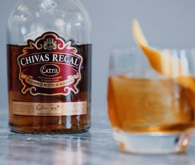 Video: How to make the delicious Chivas Old Fashioned served at our Heroes Gala