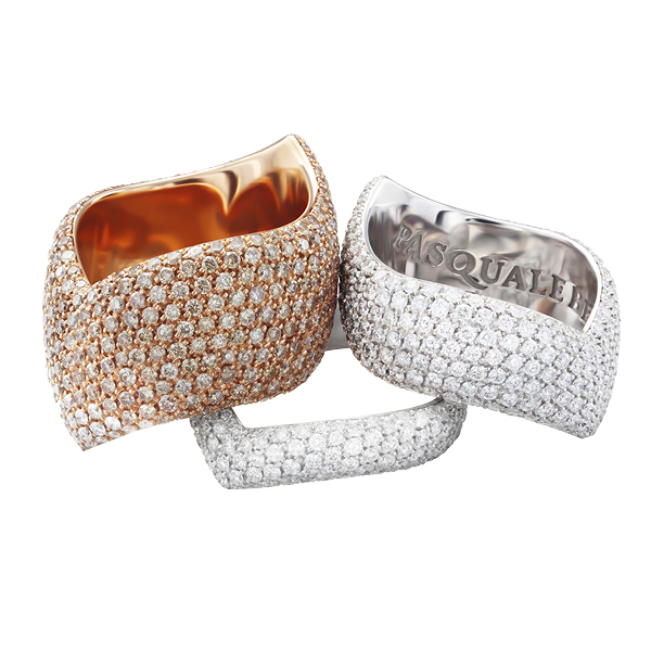 Pasquale Bruni Sensual Touch rings