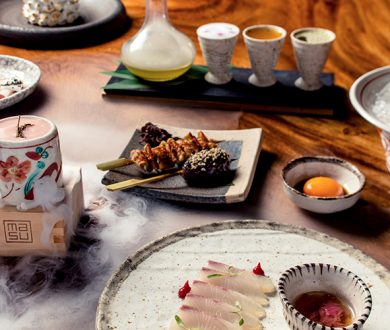 Masu heralds the arrival of Dry July with a lavish non-alcoholic pairing menu