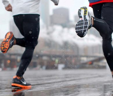 How to stay motivated about running in winter
