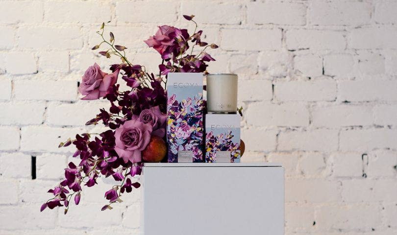 Ecoya's new summer collection is an experience in the beauty of botanicals