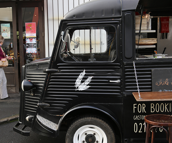 This Food Truck Serving Organic Rotisserie Chicken Is Worth Seeking Out