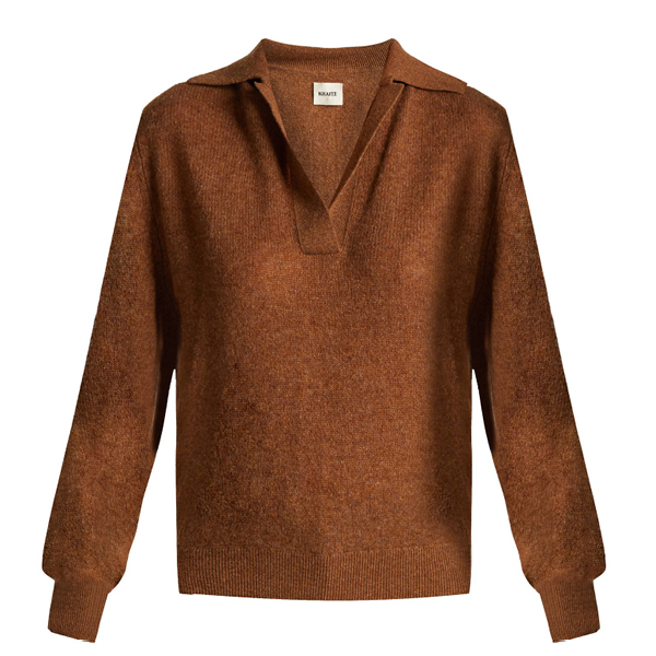 Khaite Jo cashmere sweater