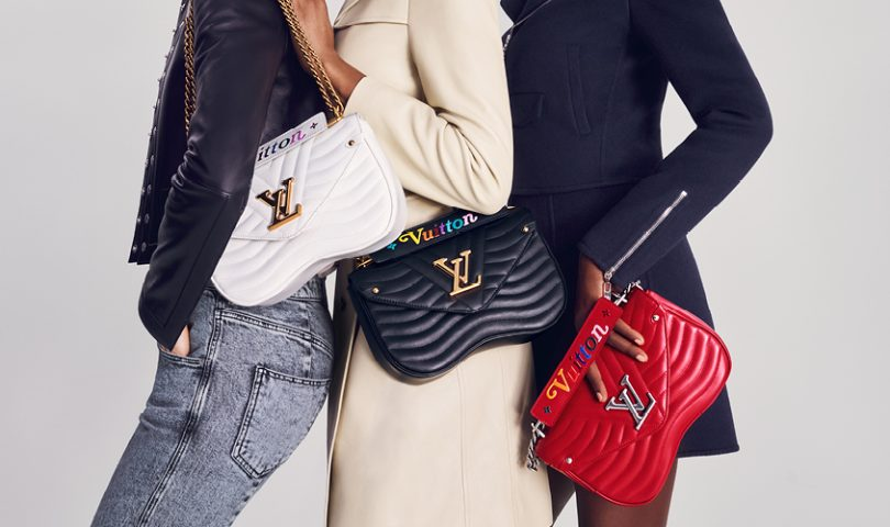 Louis Vuitton has a fresh attitude and some bold new bags to match