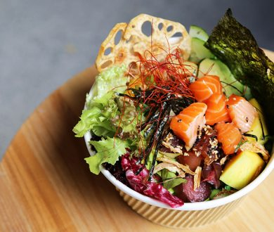 Poké Poké brings its renowned fresh takeaway fare to Newmarket