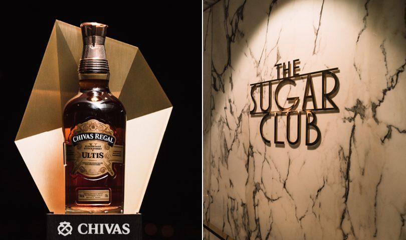 An evening celebrating Chivas Regal's first blended malt Scotch whisky
