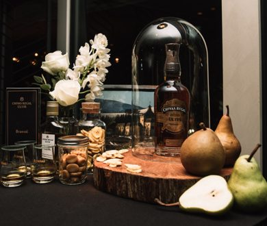 An evening celebrating Chivas Regal's first blended malt Scotch whisky