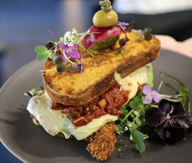 Central Auckland's newest eatery, Rude Boy, is enough to make you blush