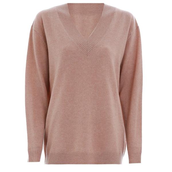 Zimmermann cashmere V neck sweater