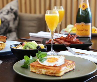 Teddy's has a delicious, new bottomless brunch offering