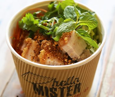Vietnemese street food masters Hello Mister have just landed in Parnell