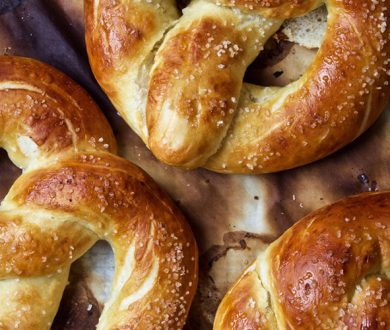 Delicious snacks you should be making with pizza dough