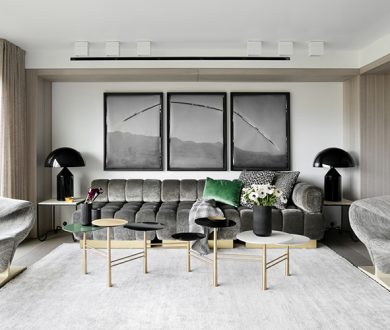 This 5th Avenue apartment is New York living at its finest
