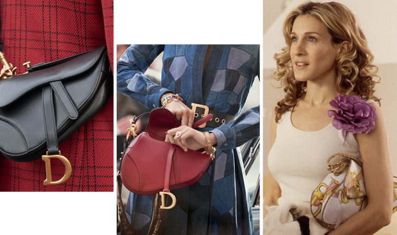 Repeat offender: How Dior's classic saddle bag made a bold return