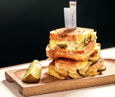 It's cheese toastie month, here's where to get your fix
