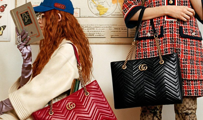 Getting your hands on Gucci just got a whole lot easier