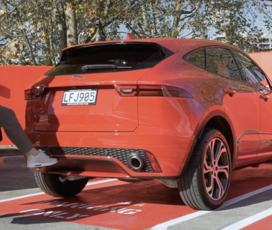 Video: Episode 2 of Driving Miss Duncan reveals the Jaguar E-PACE's impressive tricks