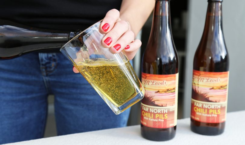 This Kaitaia Fire-infused brew is the only craft beer you should be drinking