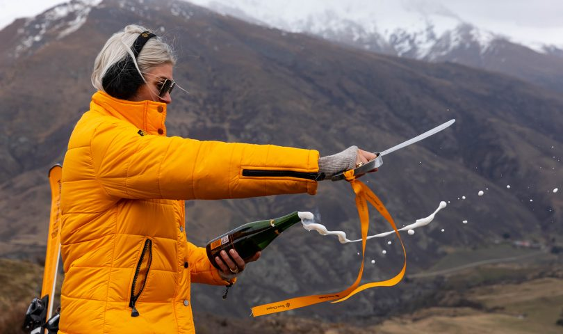 Embrace your Clicquot in the Snow FOMO with our insider's look