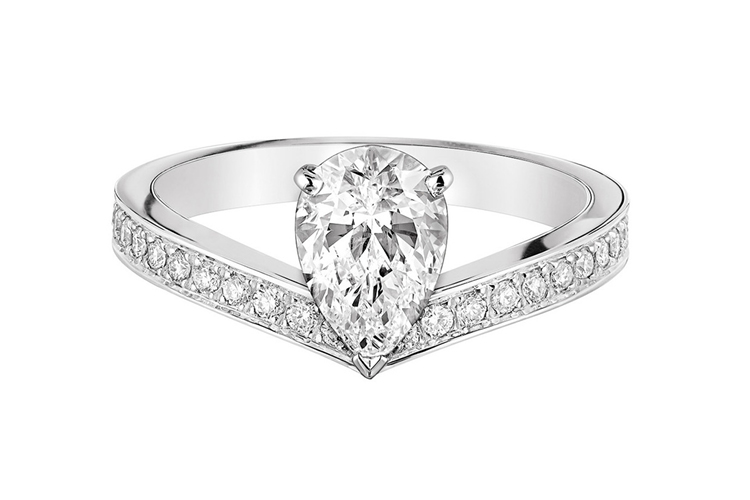 Josephine Aigrette ring by Chaumet