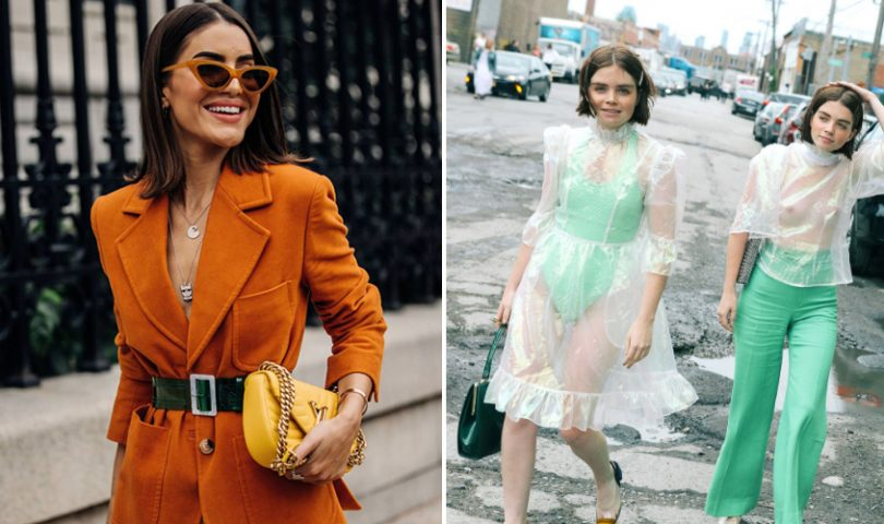 Forecasting the biggest trends from New York Fashion Week