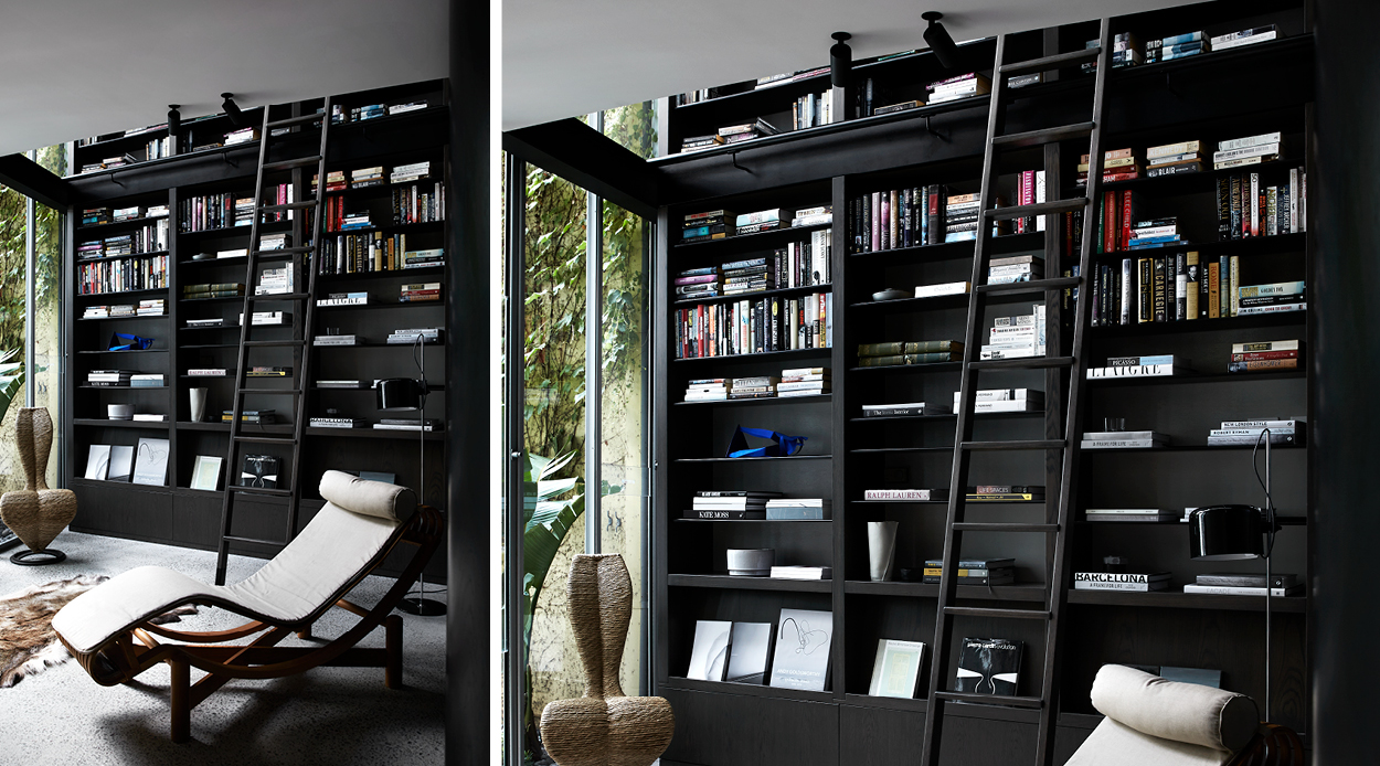 Design Bank Roderick Vos.Elevate Your Home Library With These Design Forward Bookshelves