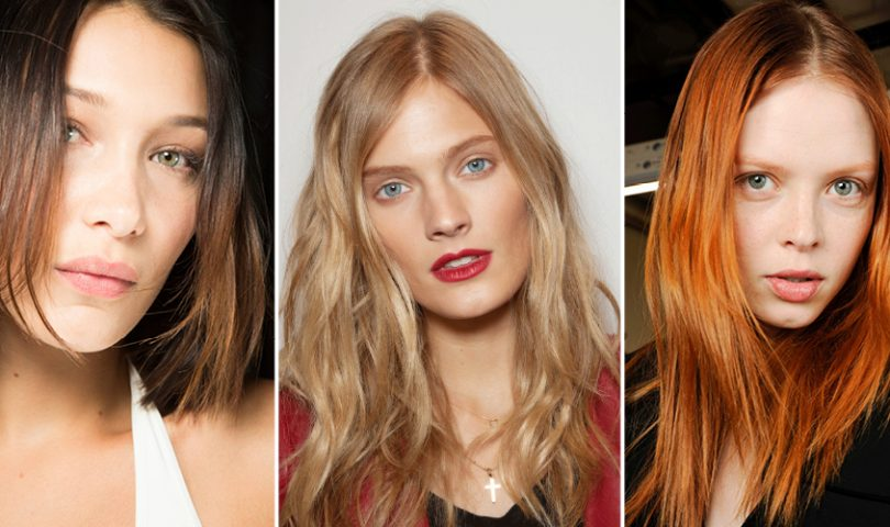 New season new you — these are the 4 trending hair hues of the moment