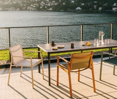 Revive your backyard (or your balcony) with the design brand of the moment