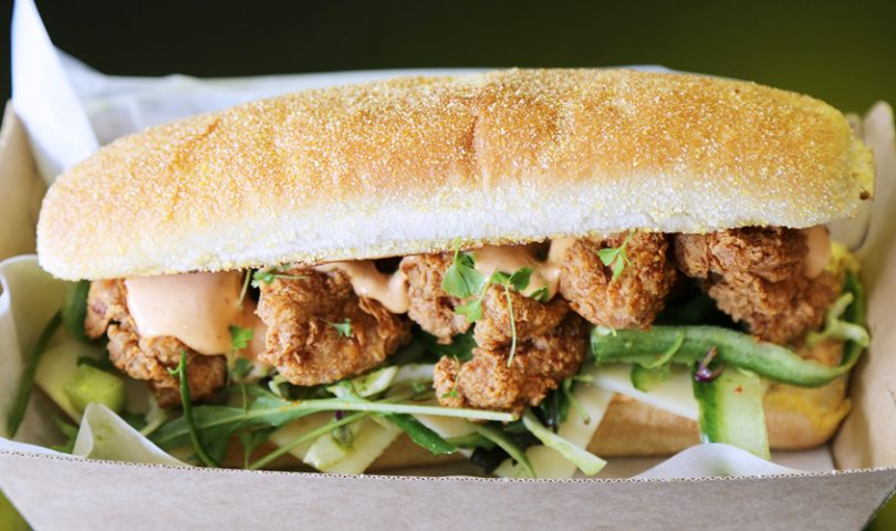 Fried chicken never looked so good thanks to this enticing new offering
