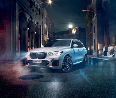 Larger than life and smarter than ever, the new BMW X5 is changing the game