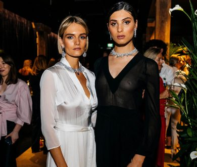Inside look: An evening of fine jewellery, luxury cars and couture clothing