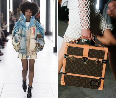 5 reasons why we loved Louis Vuitton's retro futurist take on SS19