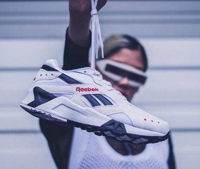A local sneaker geek tells us why he's loving the latest release of a classic 90s trainer