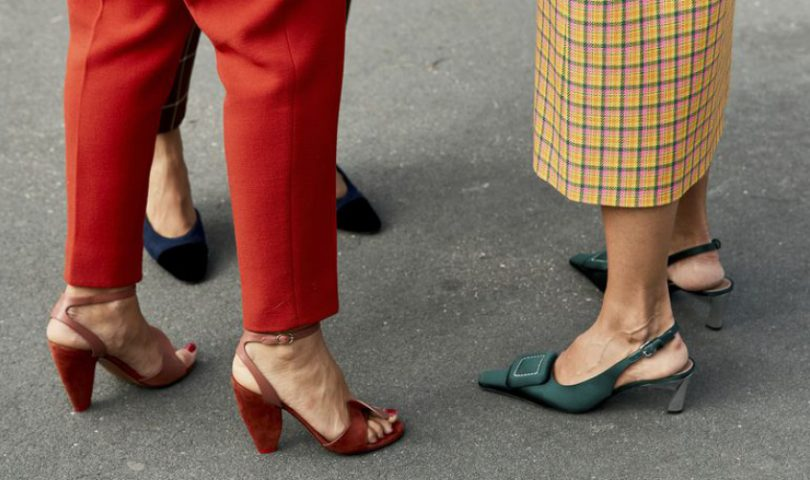 It's time to start thinking about a spring footwear switch up