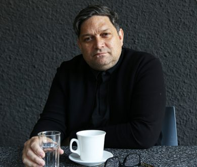 "Sydney Festival Director Wesley Enoch on how the city ""is always one 6-pack away from a party"""