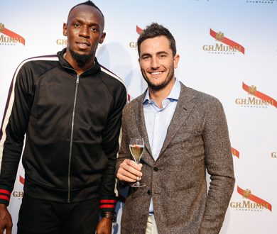 Blair Tuke on what it means to be part of Champagne Mumm's 'Global Mumm Squad'