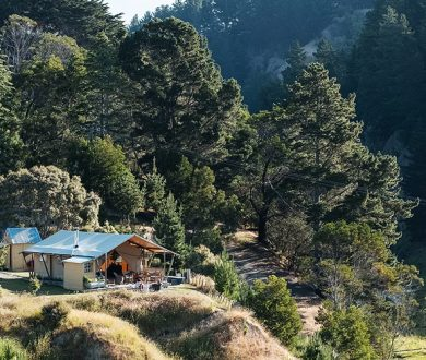 Clifton Glamping: Hawke's Bay's most enticing way to soak up the outdoors