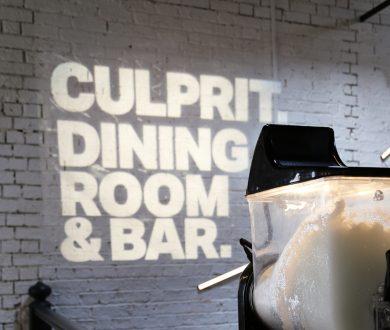 Kyle Street walks us through Culprit's stellar new spring menu