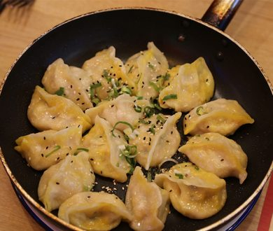 Could these be Dominion Road's best dumplings? We investigate a new eatery