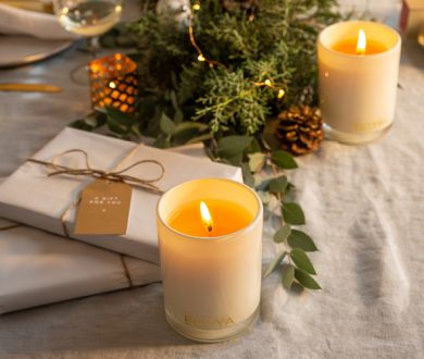It's time to get into the festive spirit thanks to Ecoya's new Christmas collection