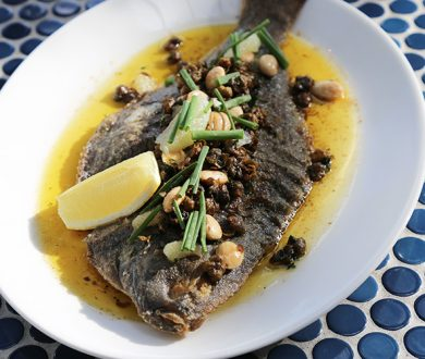 Here's why the whole flounder has landed on our gastronomic radar