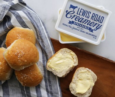Lewis Road Creamery delivers its lauded butter in a spreadable variety