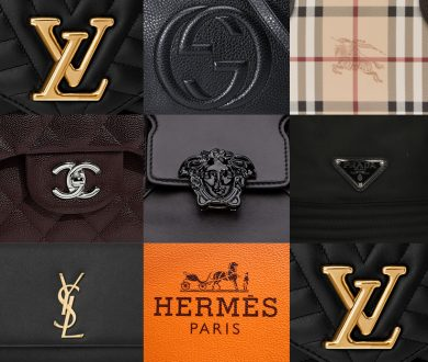 A brief history of the logos behind the world's foremost luxury brands