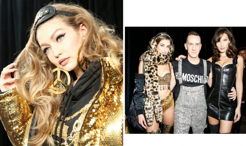 Our Creative Director reports in on the Moschino x H&M show in New York