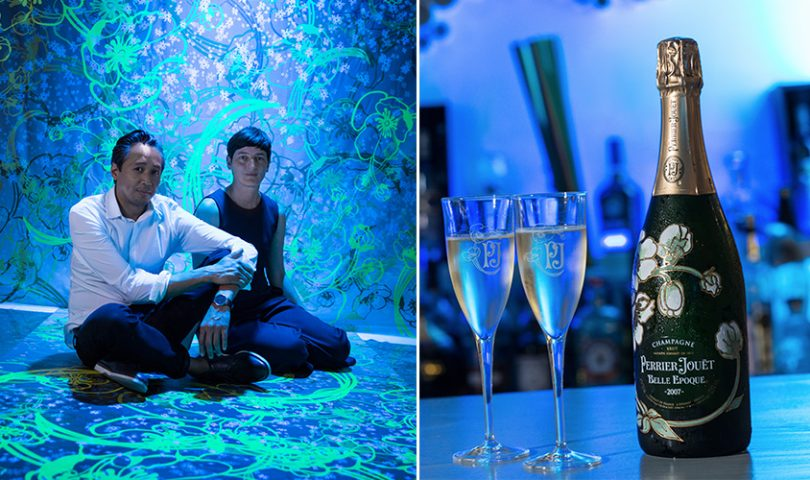 Eden by Perrier-Jouët: Tickets are limited to this immersive Champagne pop-up