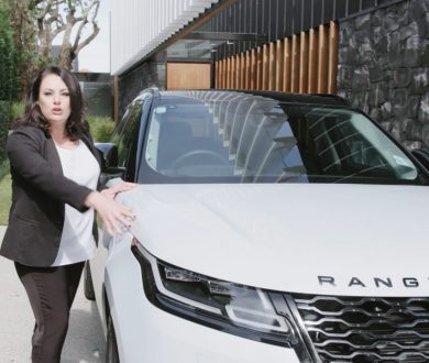 Video: Driving Miss Duncan discovers the ins and outs of the Range Rover Velar