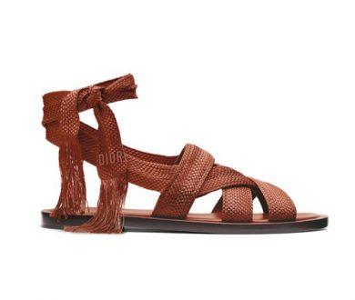 Diorall sandal